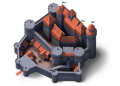 Stronghold Level 3+4